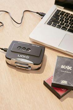 Ion Tape 2 Go Digital Conversion Cassette Player
