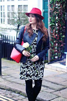 Laura Ashley Blog | FASHION FIX: MIRANDA'S POP OF COLOUR lauraashley.com/blog