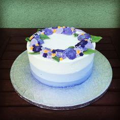 Flower cake Birthday Cake, Cakes, Flower, Desserts, Food, Tailgate Desserts, Deserts, Cake Makers, Birthday Cakes