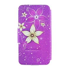 Kinston Five Petals Pattern PU Leather Full Body Case for Samsung S5 I9600 – EUR € 11.99
