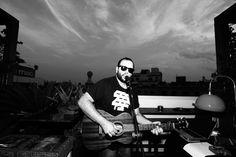 I am Dive... acústico en directo en la terraza Visit Up del Hotel Pulitzer Barcelona