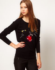 Catsparella: Celebrate Black Cat Appreciation Day With 21 Black Feline Inspired Fashions