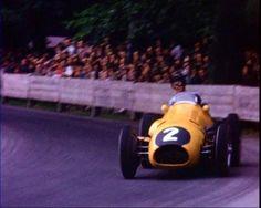 1954 GP Szwajcarii (Jacques Swaters) Ferrari 500/625
