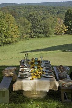 "dicris29: ""Picnic by lidbeckbrent.com no We Heart It. http://weheartit.com/entry/68066181/via/Lori_Stuckman """