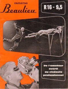 Beaulieu R16 9,5 Publicité 1962