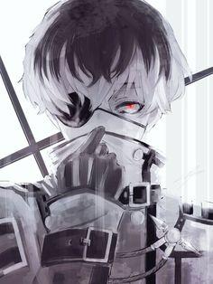 Darkside Kaneki - Kuroshitsuji ~ DarksideAnime