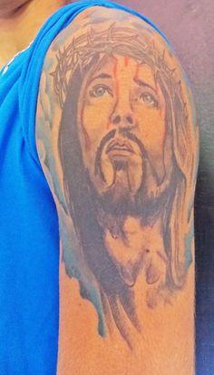 Jesus Cristo Tattoo