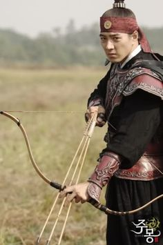 Song Il Gook as Jumong.