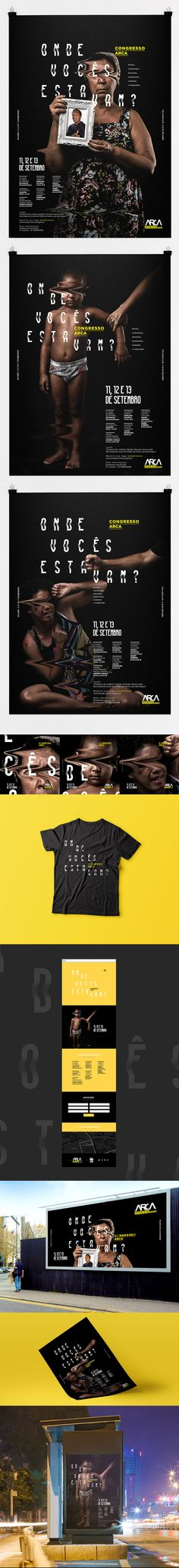 Congresso Arca on Behance