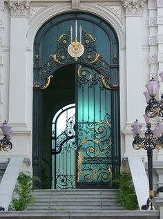 Royal door by ~calger459 on deviantART