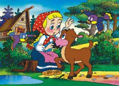 Learn Russian through fairy tales! Check out these some of the most popular Russian tales.