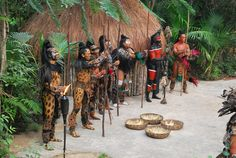 Mayan warriors