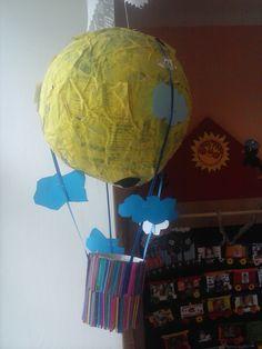 Létací balon
