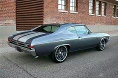 Very nice '68 Chevelle SS.