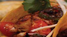 Barramundi Fish Taco