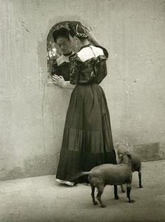fotos inéditas Frida Kahlo
