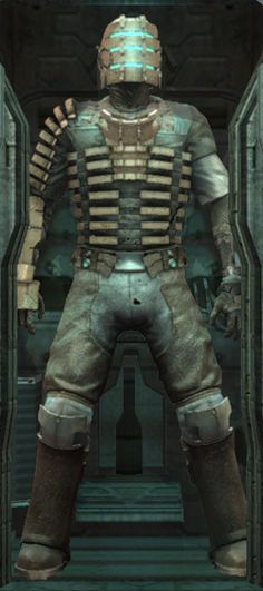 Intermediate Engineer RIG Dead Space Level 3 suit