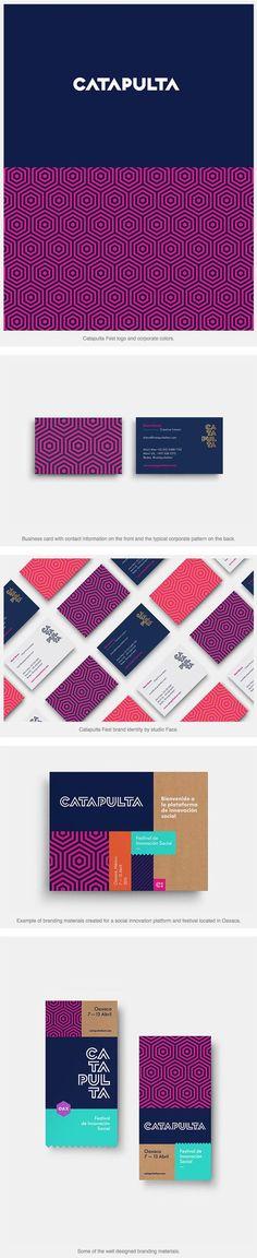 Catapulta Festival Branding by Studio Face | Fivestar Branding – Design and Branding Agency & Inspiration Gallery