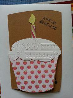 Birthday card for Courtney