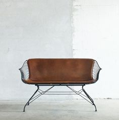 Overgaard & Dyrman are a talent Danish duo who fuse the past with the present using traditional craftsmanship with modern technology to create variations on a theme – namely wired designs. We are proud to be the source of leather for O&D's most impressive work, which has been featured in GQ Magazine, Kinfolk, Bo Bedre …