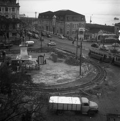 Cais do Sodré, Lisboa (j Benoliel, c. 1950)
