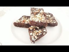Delicious & fast brownie cake - Recipes of Bliss Brownie Cake, Bliss, Cake Recipes, Desserts, Youtube, Food, Recipes, Tailgate Desserts, Cake Brownies