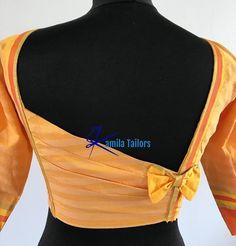 Blouse Back Neck Designs, Cotton Saree Blouse Designs, Best Blouse Designs, Simple Blouse Designs, Stylish Blouse Design, Indian Blouse Designs, Blouse Neck Patterns, Brocade Blouse Designs, Blouse Designs Catalogue