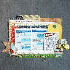 ** Chic Tags- delightful paper tag **: In a rut