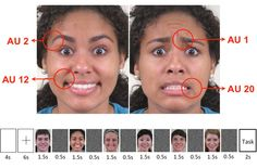Researchers pinpoint part of the brain that recognizes facial expressions - http://scienceblog.com/483800/researchers-pinpoint-part-brain-recognizes-facial-expressions/