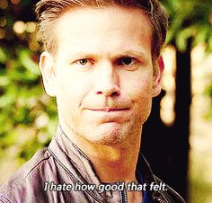 Matt Davis as Alaric Saltzman