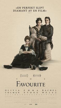 New Poster for Critically-Acclaimed Drama 'The Favourite' - Starring Emma Stone, Rachel Weisz, and Olivia Colman - Directed by Yorgos Lanthimos ('The Lobster', 'Killing Of A Sacred Deer', 'Dogtooth') Nicholas Hoult, Rachel Weisz, Mark Gatiss, Emma Stone, 2018 Movies, Movies Online, Rent Movies, Netflix Movies, Marvel Movies