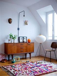 Boucherouite: One-of-a-kind vloerkleden - Residence