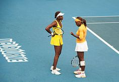 Melbourne Australian Open 2010 Venus and Serena Chat (Photo credit: Wikipedia) The habits of highly successful people allow them to consistently perform behaviors that breed success. Everything from eating well to responsible spending to task completion and beyond requires habits that make such behaviors part of our daily life. Michael Jordan [...]
