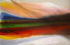Paul Jenkins watercolor