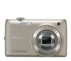 Nikon COOLPIX S4100 14 MP Digital Camera with 5x NIKKOR Wide-Angle Optical Zoom Lens and 3-Inch Touch-Panel LCD (Silver) by Nikon. $79.00. From the Manufacturer                 Life moves fast. Catch it! One Touch HD Movie Recording.    Staying connected means sharing life's happiest and most poignant moments with people you care about—and HD movies do it well. The COOLPIX S4100 is the full-featured camera you'll want for shooting high quality HD 720p movies....