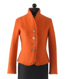 Diy Clothing, Sewing Clothes, Coats For Women, Jackets For Women, Winter Sweater Outfits, Casual Sweaters, Outerwear Women, Vintage Jacket, One Piece Swimwear