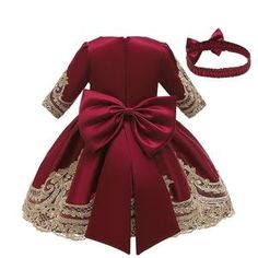Girl's Embroidery Bowknot Wedding Princess Flower Dress For is cheap, come to NewChic and buy cute flower girl dresses now! Cute Flower Girl Dresses, Girls Lace Dress, Flower Girl Tutu, Baby Dresses, Dresses Dresses, Dress Lace, Dresses Online, Fashion Dresses, Girls Dresses