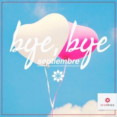 Hoy despedimos al mes de Septiembre. Gracias por todas las novedades, comienzos y por recibirnos luego de verano con los brazos abiertos. #CCSiamMall   Today we say goodbye September! Thank you for the novelties, new beginnings and for welcome us with open arms after summer. #CCSiamMall
