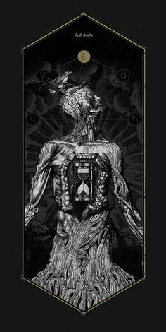 The Anatomy of Sin by Mimetica, via Behance Tshirts available! http://mimetica.bigcartel.com