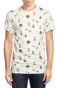 Dedicated+'Tropical'+Organic+Cotton+Graphic+T-Shirt+available+at+#Nordstrom