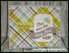 Xyron and 3 Birds - Card by Theresa Harris The Scrapbooking Queen using 3 Birds Midday Medley collection http://www.hsn.com/shop/3-birds/2778