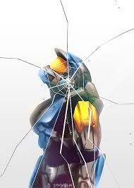 Fractured by Synnesai on deviantART Halo Master Chief, Rwby Red, Halo Game, Pokemon, Achievement Hunter, Rooster Teeth, Game Art, Red Roses, Cool Art