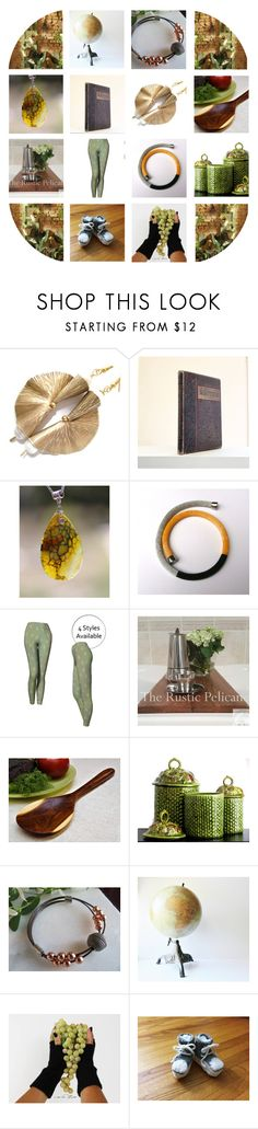 """""""Bountiful Earth"""" by jarmgirl ❤ liked on Polyvore featuring Sorella and vintage"""