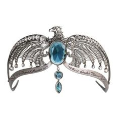 Buy Harry Potter Film Replica - Rowena Ravenclaw`s Diadem at The Shop That Must Not Be Named today, a magical independent shop specialising in officially licensed Harry Potter merchandise. Harry Potter Film, Collier Harry Potter, Tatto Harry Potter, Bijoux Harry Potter, Cadeau Harry Potter, Objet Harry Potter, Harry Potter Merchandise, Harry Potter Wedding, Harry Potter Tattoos