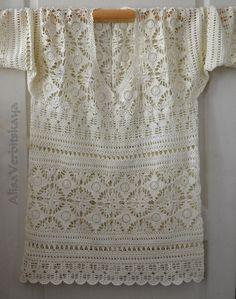Платье-туника . от AlisaSonya на Etsy