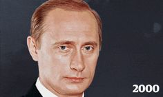 """Days before he was elected to the Russian presidency in 2000, Vladimir Putin told the BBC that Russia was """"part of European culture"""" and that he """"would not rule out"""" the possibility of it joining Nato. """"I cannot imagine my own country in isolation from Europe and what we often call the civilised world,"""" said Putin, who was still acting president after Boris Yeltsin's sudden resignation on New Year's Eve 1999."""