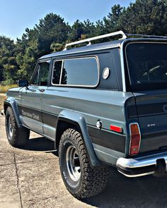 What is your end goal Jeep Zj, Jeep Wagoneer, Jeep Truck, Jeep Wrangler, Cherokee Chief, Jeep Cherokee Xj, Cherokee Rose, Vintage Jeep, Vintage Trucks