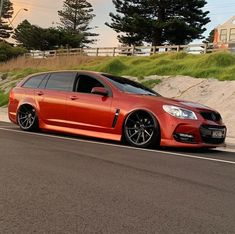 Image may contain: car and outdoor Australian Muscle Cars, Aussie Muscle Cars, Chevy Ss, Chevrolet Ss, Holden Wagon, Station Wagon Cars, Pontiac G8, Sports Wagon, Holden Commodore