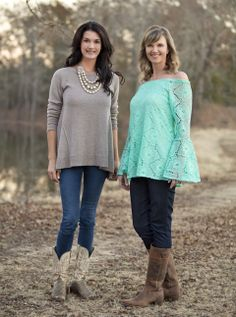 Missy Robertson of A&E's Duck Dynasty just announced a new clothing line collaboration with 30A's Southern Fashion House:  http://30a.com/duck-dynasty-missy-robertson-partners-with-southern-fashion-house