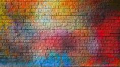 Colorful Brick Wall Background Stock Photo (Edit Now) 534898204 – Rusemaniac Video Backdrops, Wall Backdrops, Custom Backdrops, Background For Photography, Photography Backdrops, Photography Ideas, Portrait Photography, Arcade, Black Brick Wall